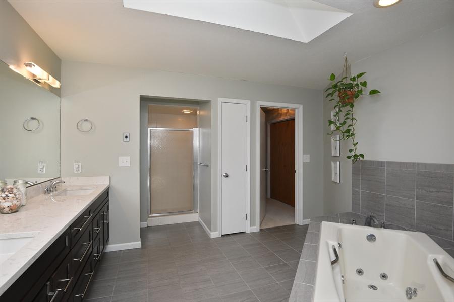 Real Estate Photography - 1110 Tucker Drive, St. Joseph, MI, 49085 - Master Bathroom