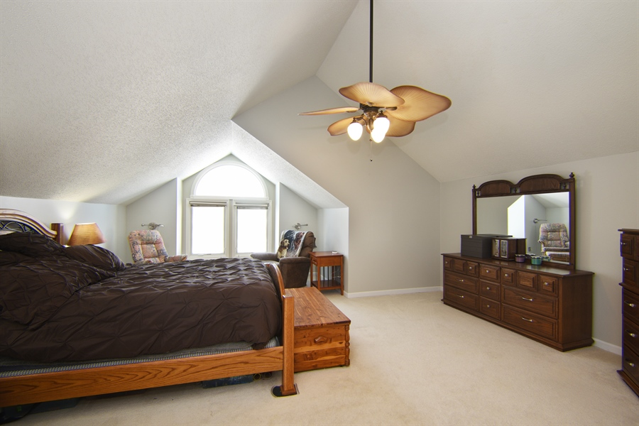 Real Estate Photography - 1110 Tucker Drive, St. Joseph, MI, 49085 - Master Bedroom