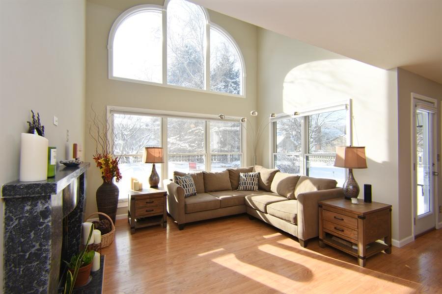 Real Estate Photography - 1110 Tucker Drive, St. Joseph, MI, 49085 - Living Room
