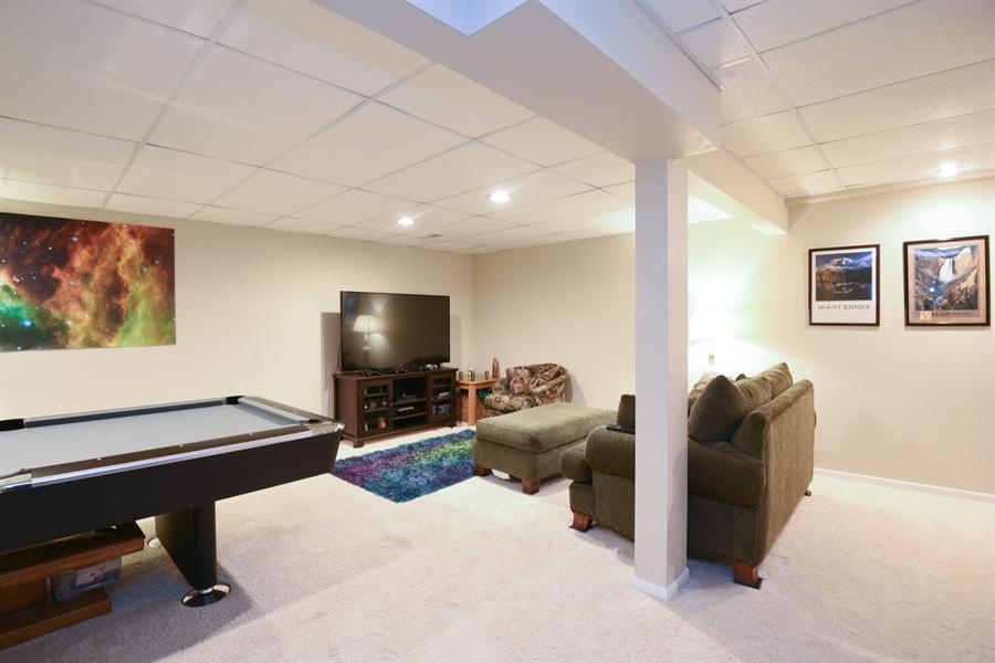 Real Estate Photography - 1110 Tucker Drive, St. Joseph, MI, 49085 - Family Room