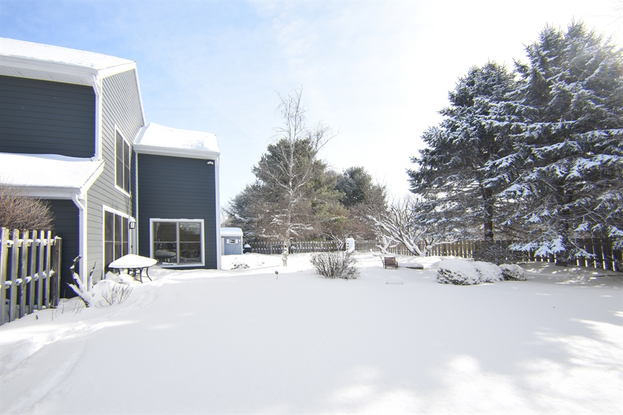 Real Estate Photography - 1110 Tucker Drive, St. Joseph, MI, 49085 - Side View
