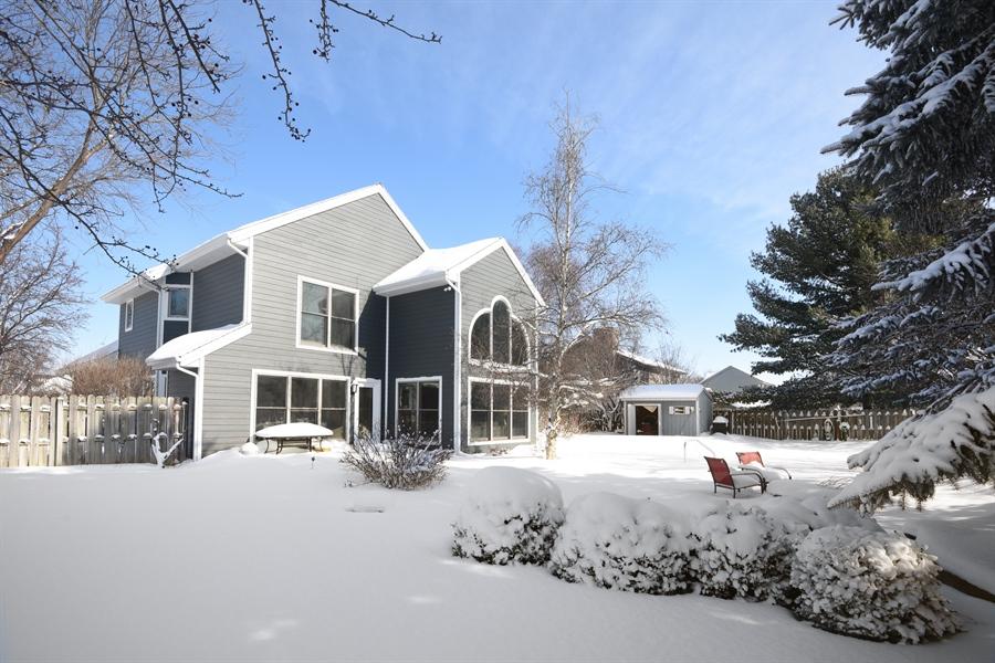 Real Estate Photography - 1110 Tucker Drive, St. Joseph, MI, 49085 - Rear View