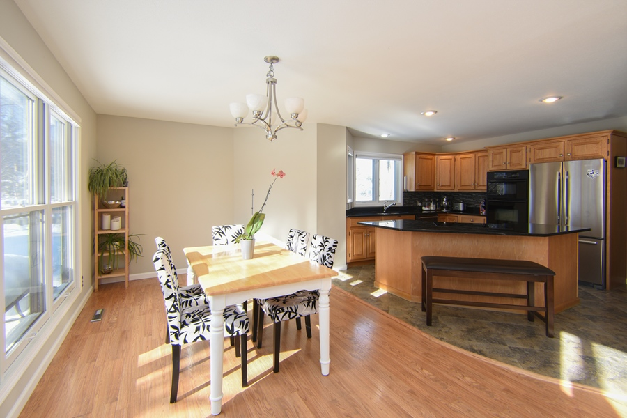Real Estate Photography - 1110 Tucker Drive, St. Joseph, MI, 49085 - Kitchen / Dining Room