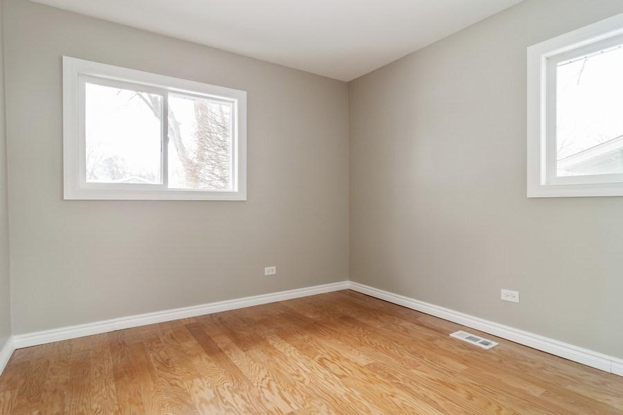 Real Estate Photography - 520 Maywood Lane, Hoffman Estates, IL, 60169 - Bedroom