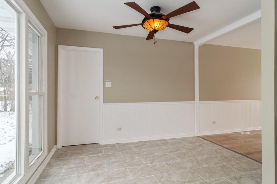 Real Estate Photography - 520 Maywood Lane, Hoffman Estates, IL, 60169 - Dining Room