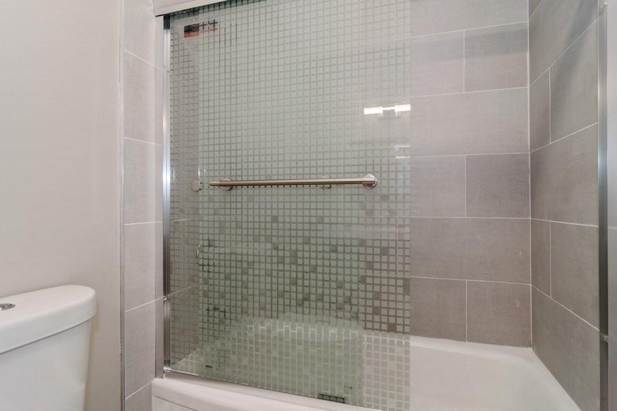 Real Estate Photography - 520 Maywood Lane, Hoffman Estates, IL, 60169 - Bathroom