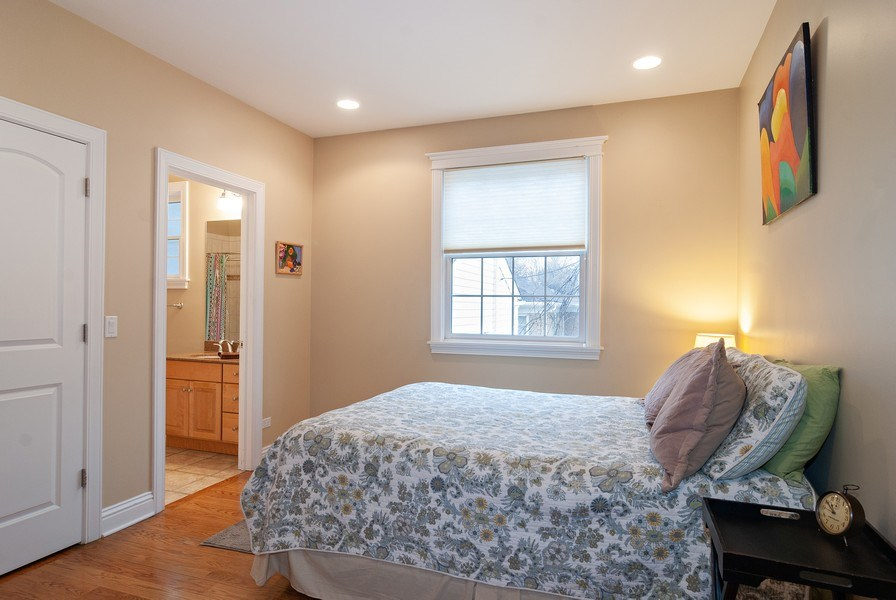 Real Estate Photography - 7310 Holly Ct, River Forest, IL, 60305 - 2nd Bedroom