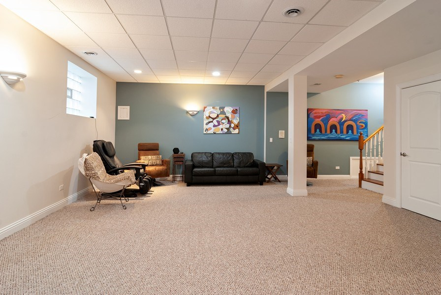 Real Estate Photography - 7310 Holly Ct, River Forest, IL, 60305 - Basement