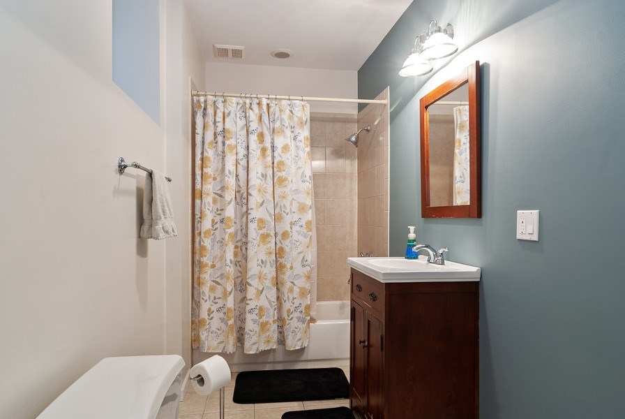 Real Estate Photography - 7310 Holly Ct, River Forest, IL, 60305 - Bathroom
