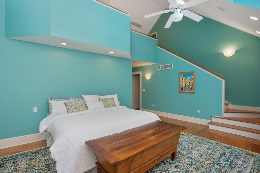Real Estate Photography - 13173 Sunset Point, New Buffalo, MI, 49117 - Master Bedroom