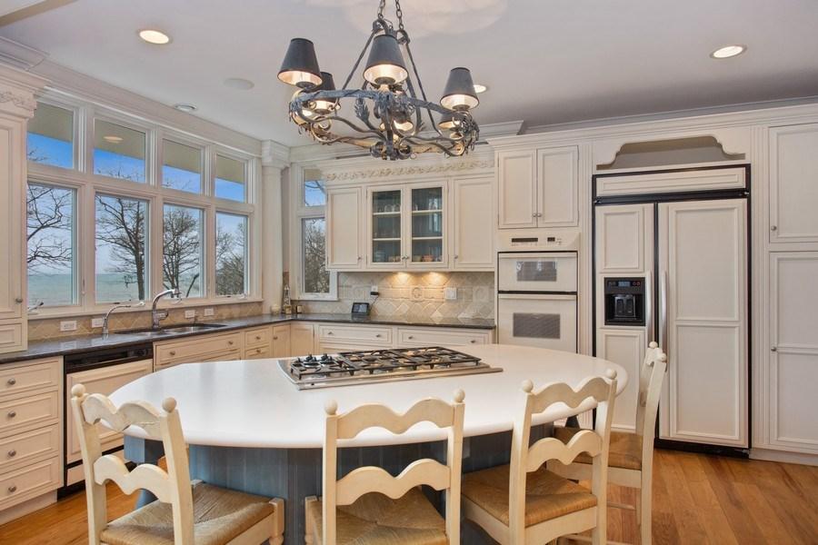 Real Estate Photography - 13173 Sunset Point, New Buffalo, MI, 49117 - Open Kitchen