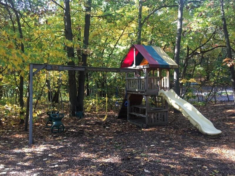 Real Estate Photography - 13173 Sunset Point, New Buffalo, MI, 49117 - Association Playground