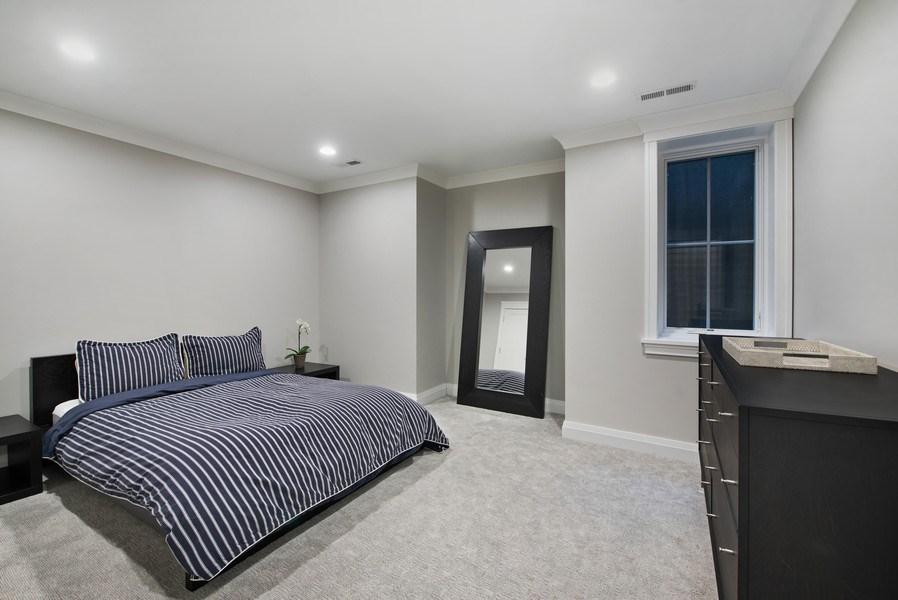 Real Estate Photography - 467 Provident Avenue, Winnetka, IL, 60093 - 5th Bedroom