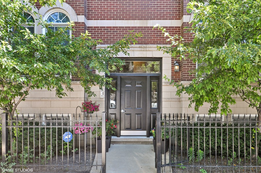 Real Estate Photography - 1541 N. North Park Avenue, #3S, Chicago, IL, 60610 - Exterior Front