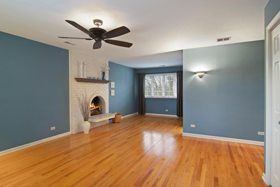 Real Estate Photography - 133 N Rammer, Arlington Heights, IL, 60004 - Master Bedroom
