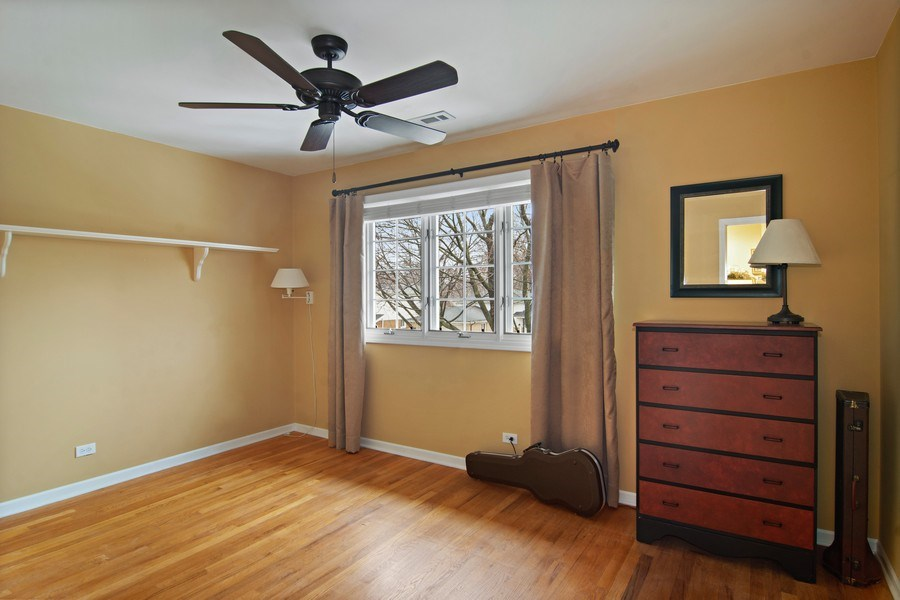 Real Estate Photography - 133 N Rammer, Arlington Heights, IL, 60004 - 3rd Bedroom