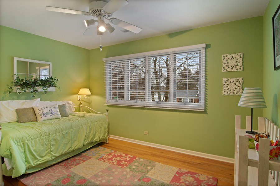 Real Estate Photography - 133 N Rammer, Arlington Heights, IL, 60004 - 4th Bedroom