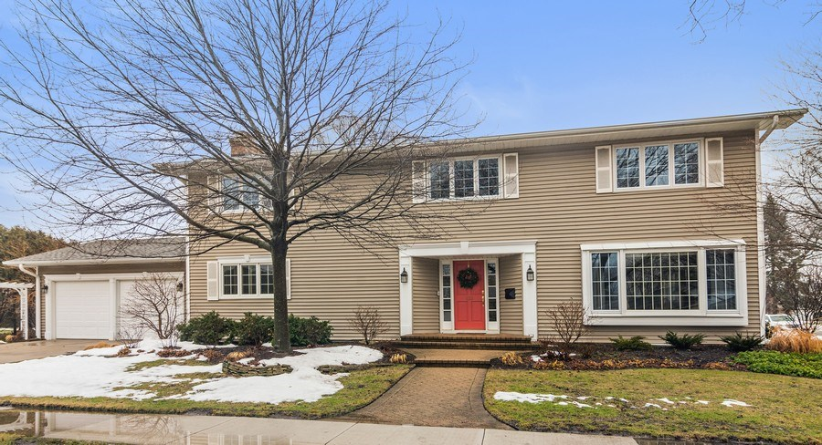 Real Estate Photography - 133 N Rammer, Arlington Heights, IL, 60004 - Front View