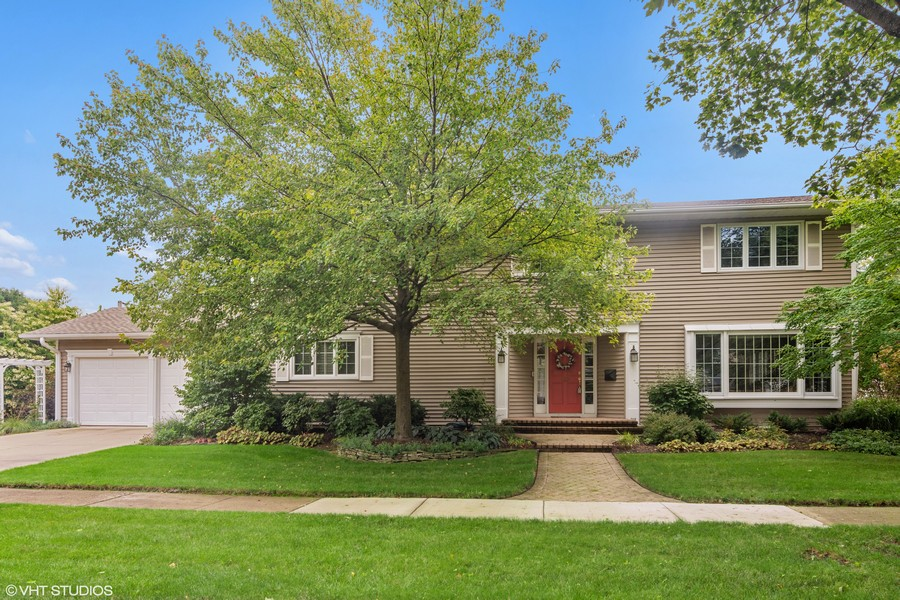 Real Estate Photography - 133 N Rammer, Arlington Heights, IL, 60004 - Front