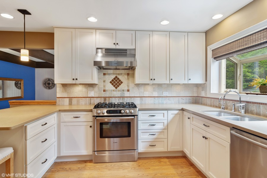 Real Estate Photography - 133 N Rammer, Arlington Heights, IL, 60004 - Kitchen Full Remodel