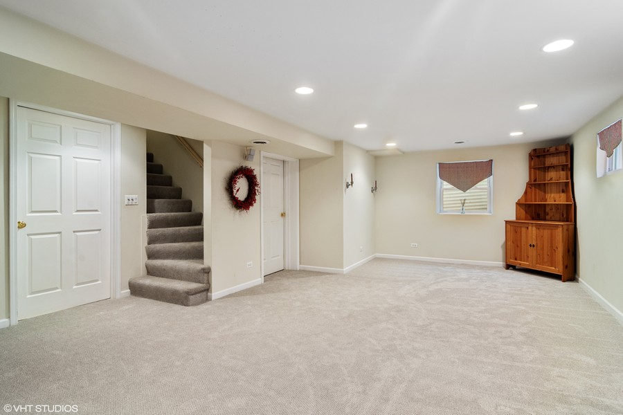 Real Estate Photography - 133 N Rammer, Arlington Heights, IL, 60004 - Basement