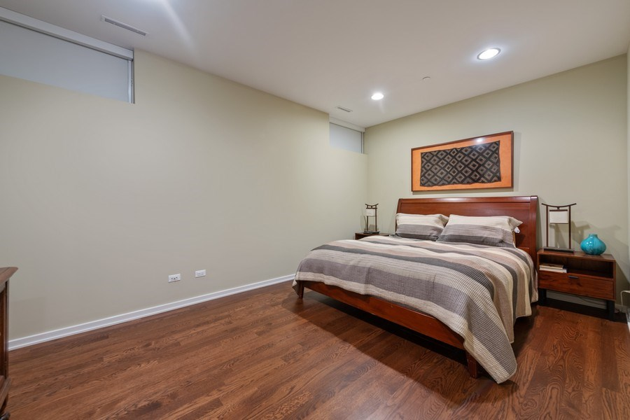Real Estate Photography - 3310 N Leavitt Ave, Chicago, IL, 60618 - 6th Bedroom