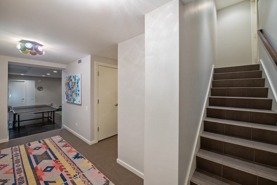 Real Estate Photography - 3310 N Leavitt Ave, Chicago, IL, 60618 - Mudroom