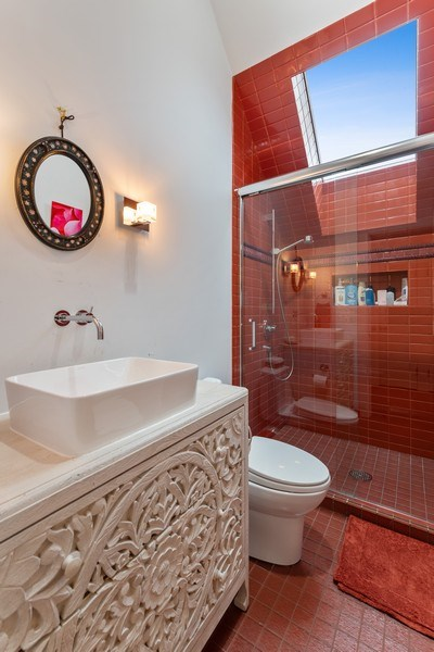 Real Estate Photography - 3310 N Leavitt Ave, Chicago, IL, 60618 - 5th Bathroom