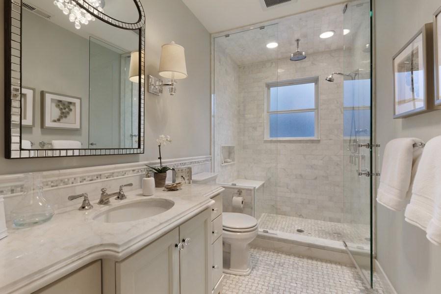 Real Estate Photography - 706 Sheridan Rd, Evanston, IL, 60202 - 3rd Bathroom