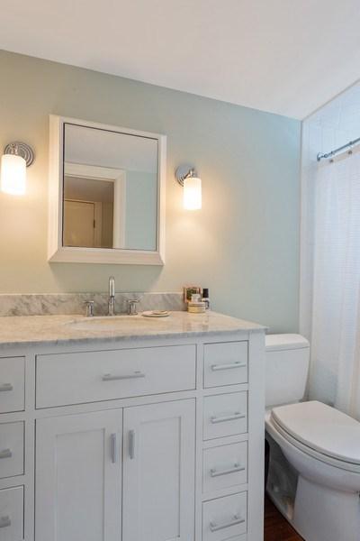 Real Estate Photography - 706 Sheridan Rd, Evanston, IL, 60202 - Bathroom