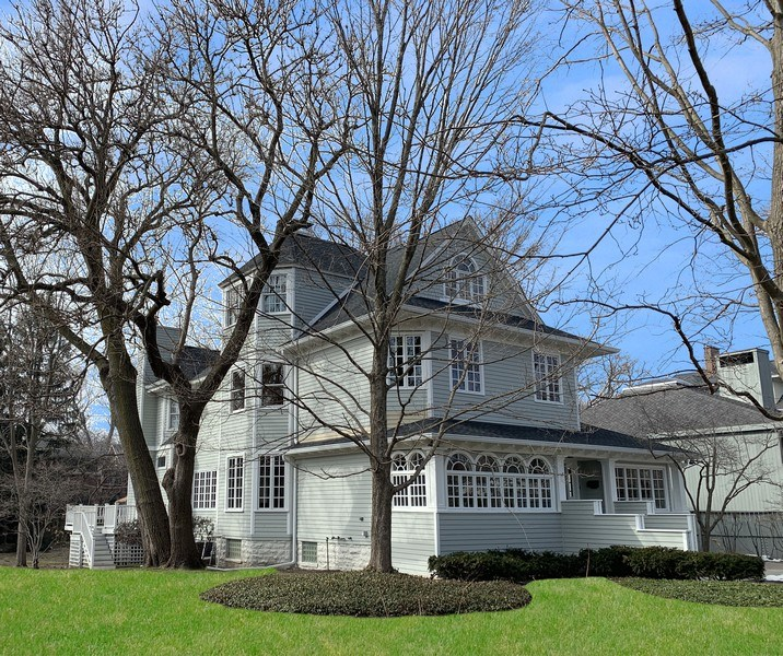 Real Estate Photography - 706 Sheridan Rd, Evanston, IL, 60202 -