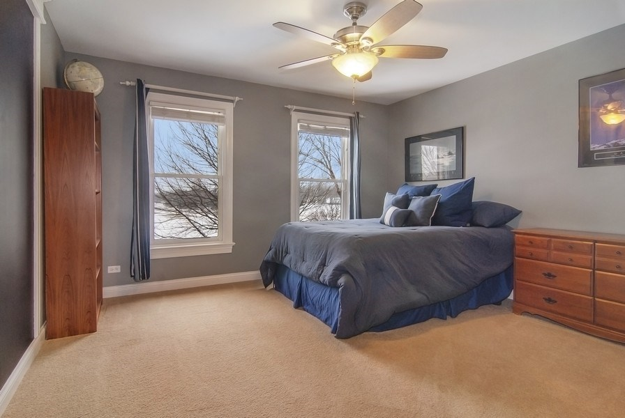 Real Estate Photography - 38W613 Clubhouse Dr, St Charles, IL, 60175 - 2nd Bedroom