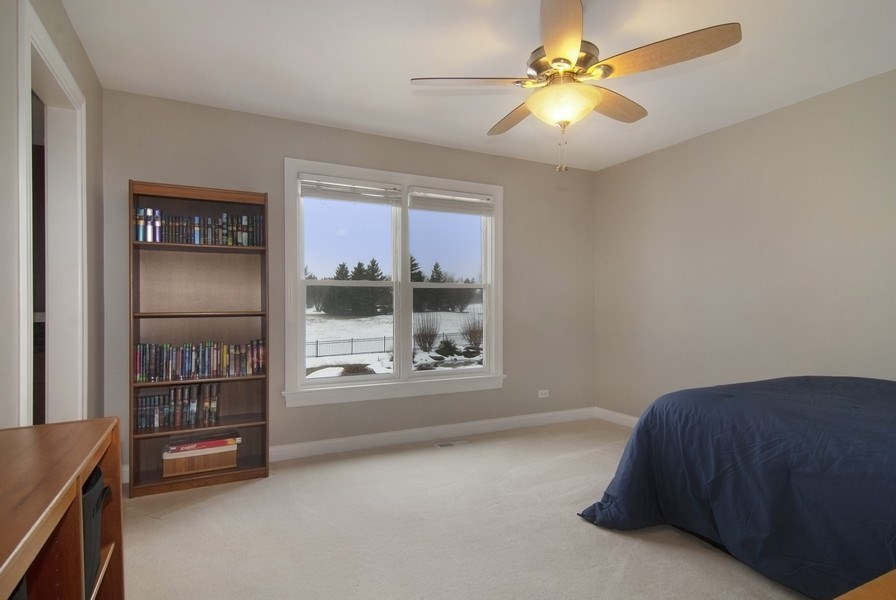 Real Estate Photography - 38W613 Clubhouse Dr, St Charles, IL, 60175 - 4th Bedroom