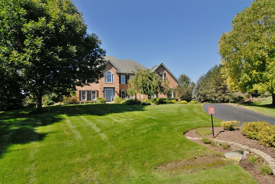 Real Estate Photography - 38W613 Clubhouse Dr, St Charles, IL, 60175 - Front View