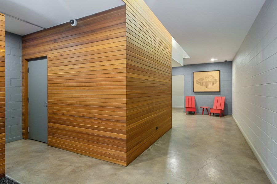 Real Estate Photography - 1615 N Wolcott, Unit 204, Chicago, IL, 60622 - Lobby