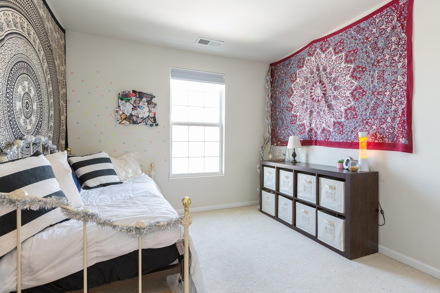 Real Estate Photography - 1117 Chelsea, Lake Zurich, IL, 60047 - 3rd Bedroom