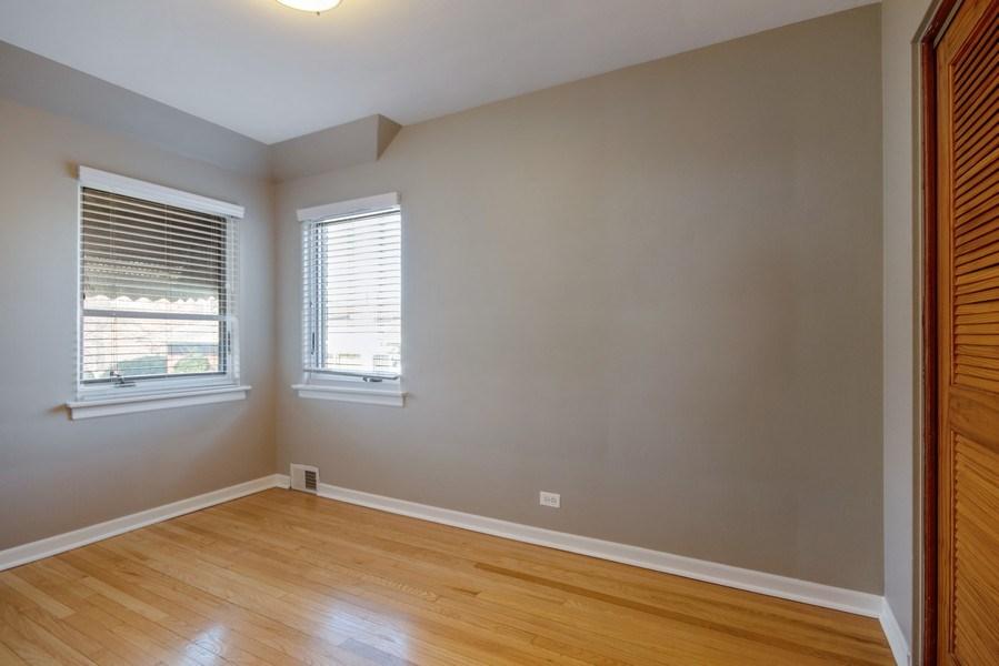 Real Estate Photography - 1231 N. Marion St., Oak Park, IL, 60302 - 3rd Bedroom