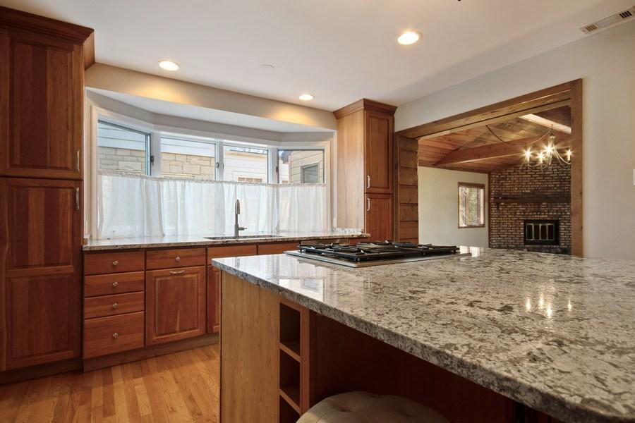 Real Estate Photography - 1231 N. Marion St., Oak Park, IL, 60302 - Kitchen