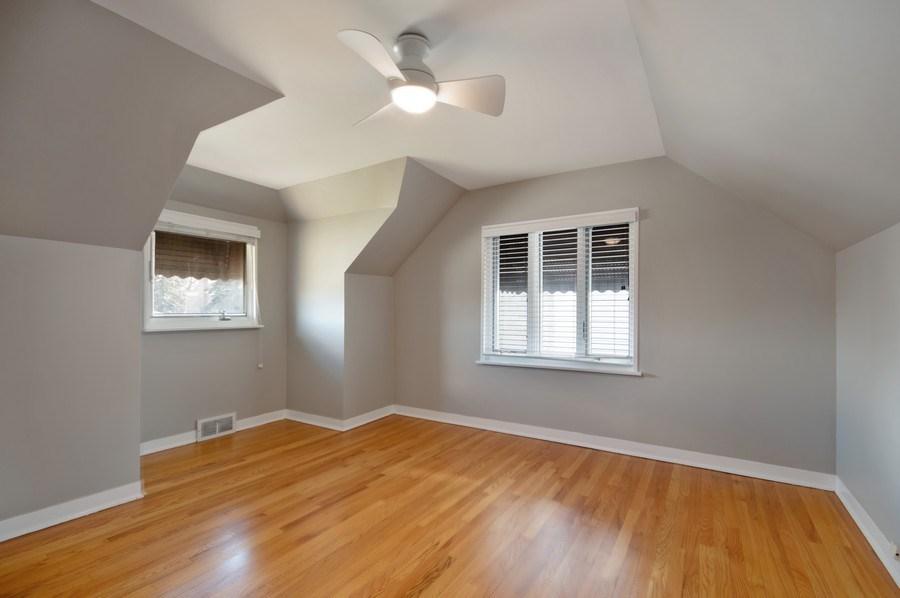 Real Estate Photography - 1231 N. Marion St., Oak Park, IL, 60302 - Master Bedroom