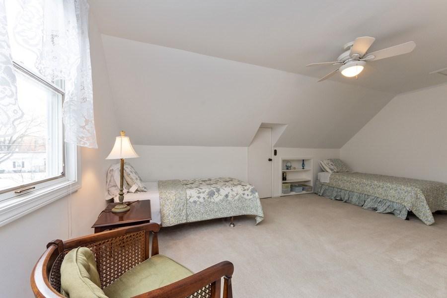 Real Estate Photography - 608 E Oakton, Arlington Heights, IL, 60004 - 2nd Bedroom
