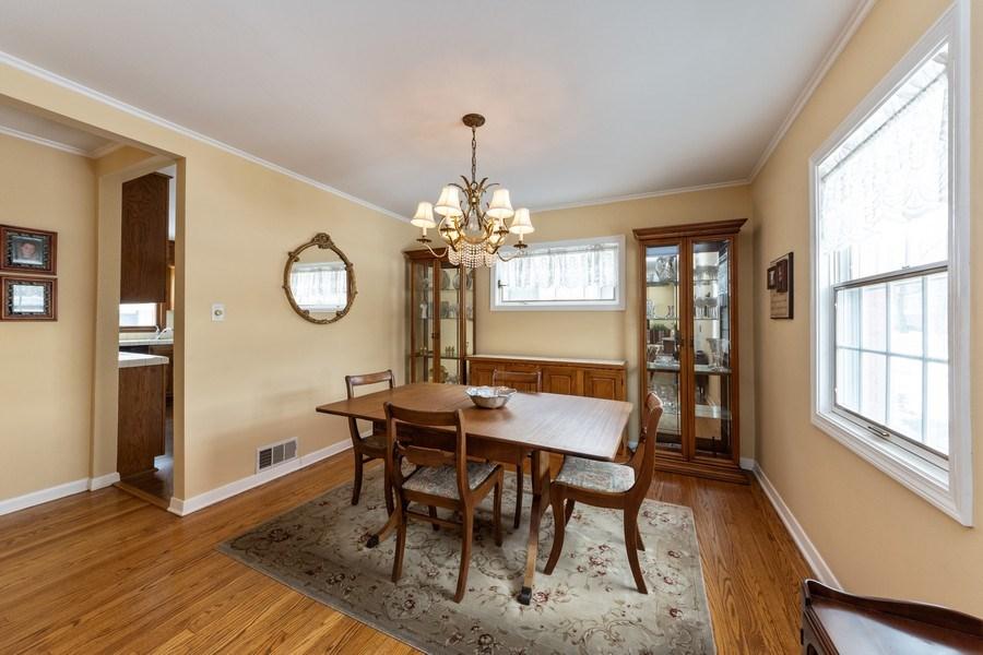 Real Estate Photography - 608 E Oakton, Arlington Heights, IL, 60004 - Dining Room