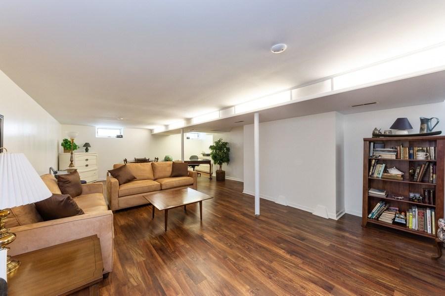 Real Estate Photography - 608 E Oakton, Arlington Heights, IL, 60004 - Basement