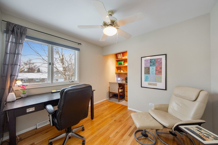 Real Estate Photography - 503 Tomah, Prospect Heights, IL, 60070 - Third Bedroom