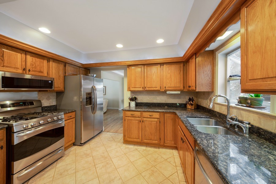 Real Estate Photography - 503 Tomah, Prospect Heights, IL, 60070 - Kitchen
