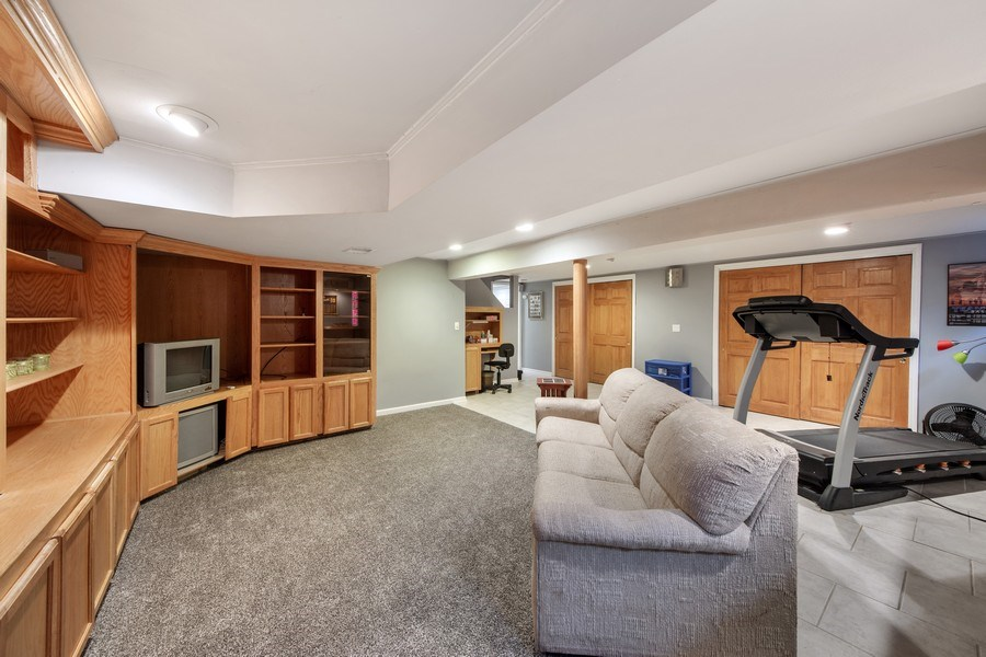 Real Estate Photography - 503 Tomah, Prospect Heights, IL, 60070 - Basement