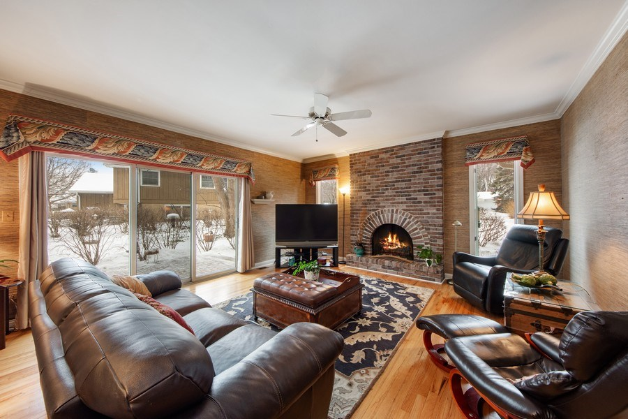 Real Estate Photography - 503 Tomah, Prospect Heights, IL, 60070 - Family Room