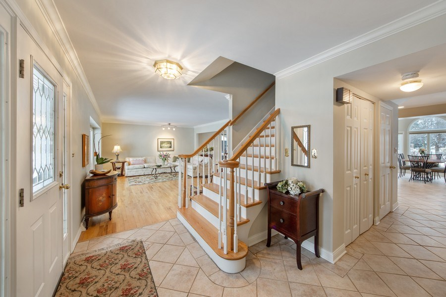 Real Estate Photography - 503 Tomah, Prospect Heights, IL, 60070 - Foyer