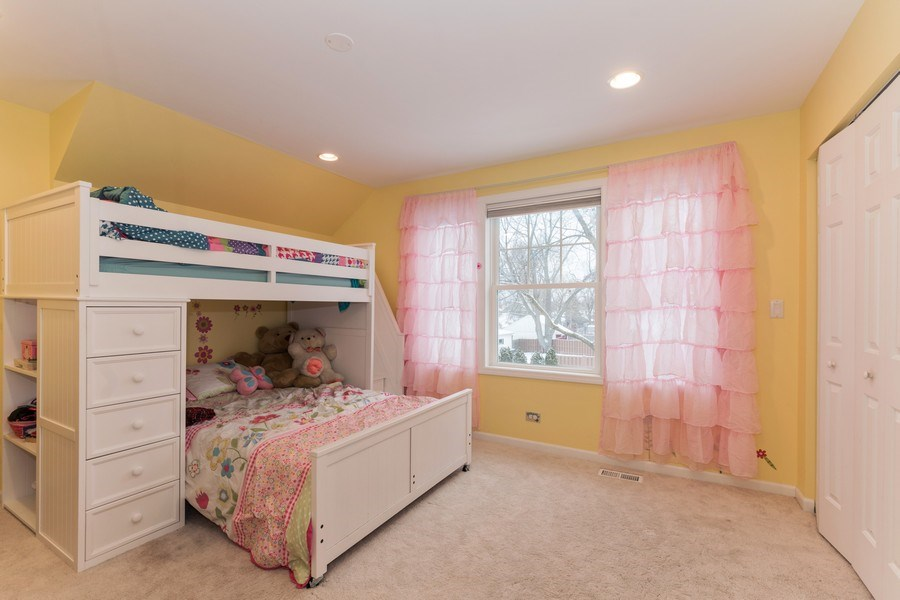 Real Estate Photography - 602 S Vail Ave, Arlington Heights, IL, 60005 - 3rd Bedroom
