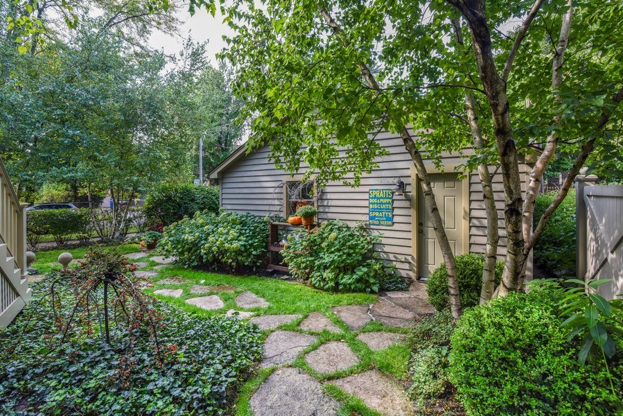 Real Estate Photography - 5402 North Magnolia, Chicago, IL, 60640 - Back Yard