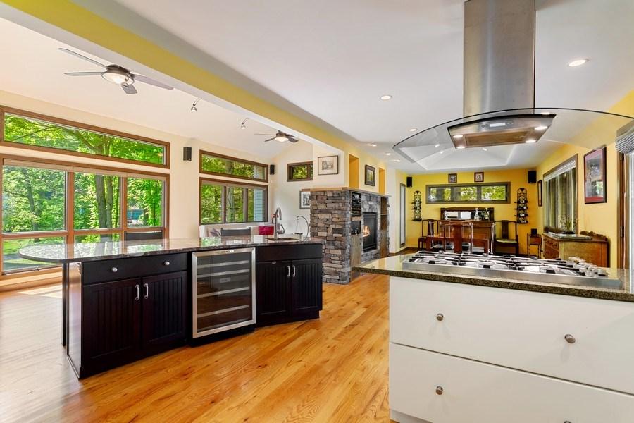 Real Estate Photography - 4486 Greenwood Drive, Benton Harbor, MI, 49022 - Kitchen / Dining